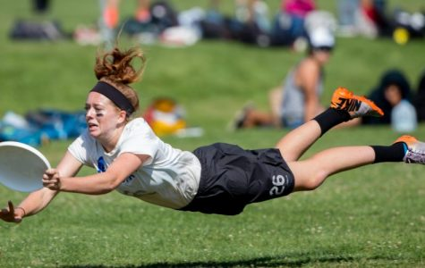 Ultimate Frisbee: the sport of champions