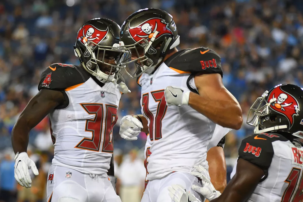 No one is giving the Buccaneers much of a chance this season, but that might not be such a bad thing.