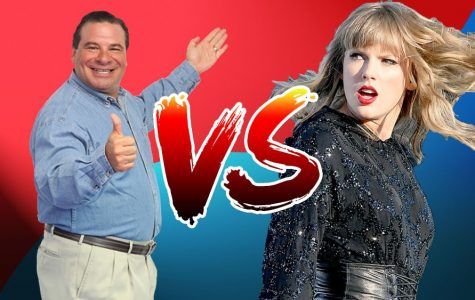 Taylor Swift vs. Phil Swift