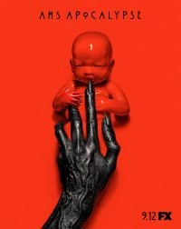 The Cover for the new American Horror Story season Apocalypse. ( Picture from google)