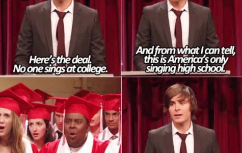 What the What: High School Musical 4?