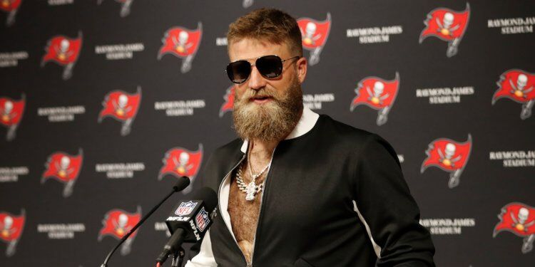 Fitzpatrick can do no wrong lately. He got plenty of laughs from the media for this outfit, courtesy of DeSean Jackson.