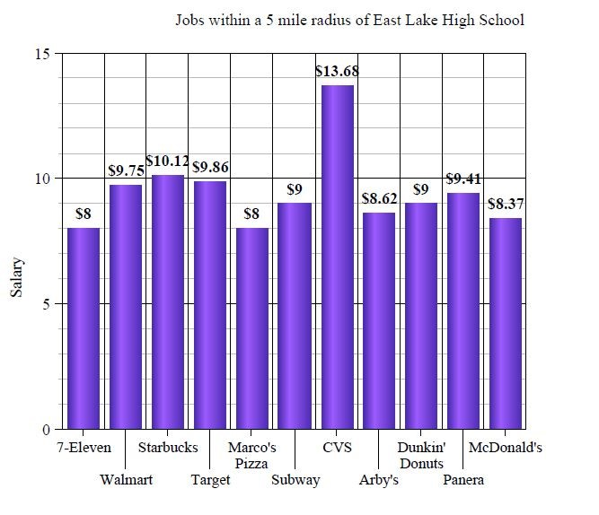 This+graph+represents+the+salary+differentiation+between+each+job+opportunity+near+East+Lake+High+School.+%0ACreated+using+https%3A%2F%2Fnces.ed.gov.+%0A
