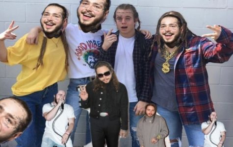 Breaking: Post Malone discovered with thirty identical siblings