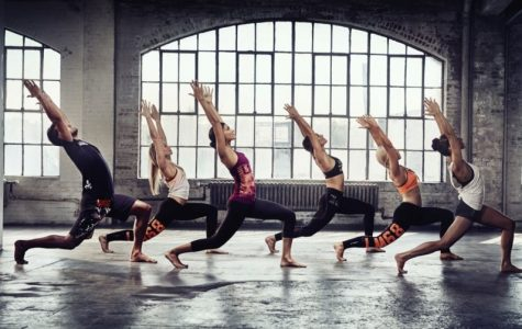 Let your Body Flow into fitness