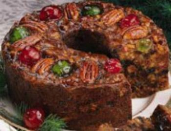 You either love it or you hate it. Picture from https://whatscookingamerica.net/History/Cakes/Fruitcake.htm Other sources: https://recipes.howstuffworks.com/menus/fruitcake1.htm