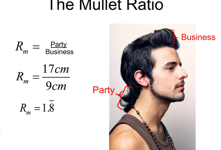 Bring back the mullet, or die trying