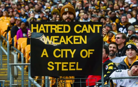 Steelers and city of Pittsburgh honor lives lost in the synagogue shooting