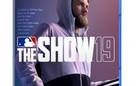 1Free Agent Bryce Harper became the first player to be on the front cover of a video game without representing a team as he pursues potentially a 400+ million dollar contract. https://blog.us.playstation.com/2018/11/02/say-hello-to-your-mlb-the-show-19-cover-athlete-bryce-harper/