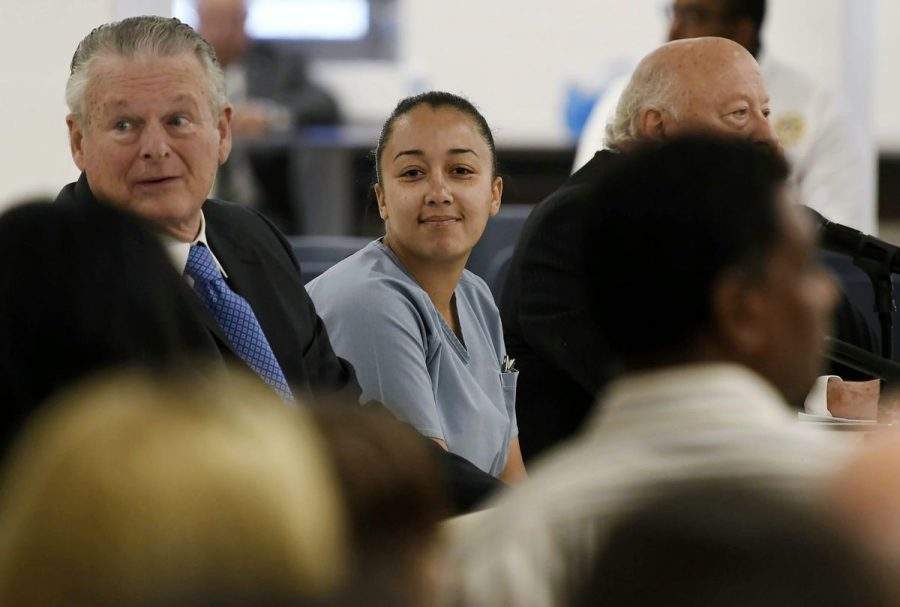 Cyntoia+Brown+flashes+a+smile+after+receiving+clemency.