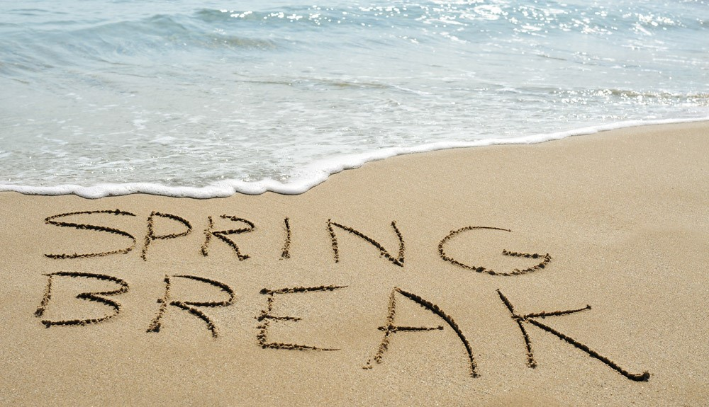 Spring break without breaking your bank.