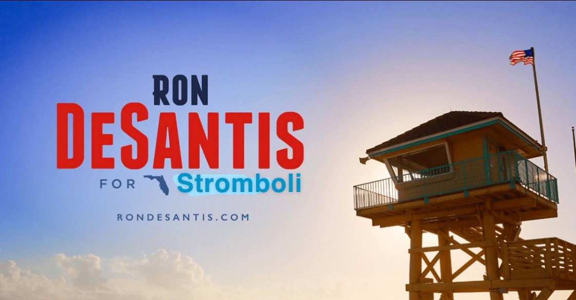 An image you could be seeing soon if Governor Desantis decides to back my cause. Picture courtesy of https://rondesantis.com/events/2018-07-21/