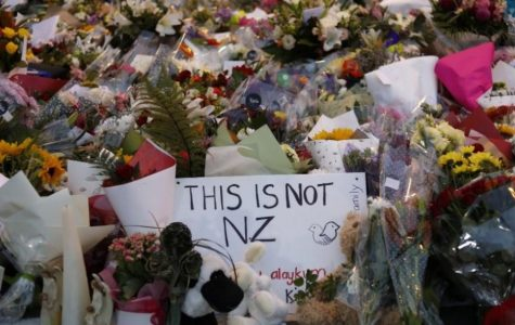 Many around the world have decried this hate crime.