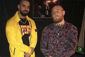 Drake is very disappointed he won't have a friend in MMA anymore.