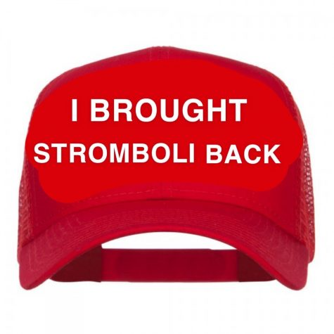 A possible new hat design that will remind all voters of the historic accomplishment that Governor Ron Desantis achieved.