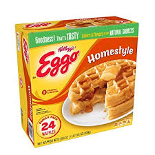The classic quick breakfast food.