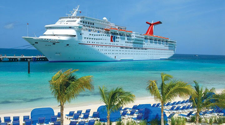 Cruises are popular options for graduation trips.