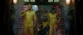 A still from Gunn's film Guardians of the Galaxy (2014).