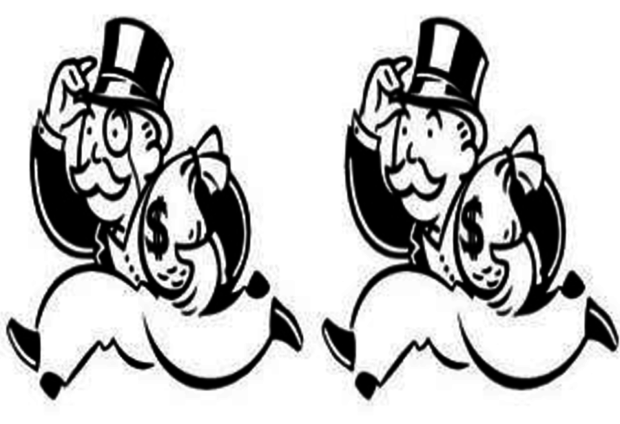 Fun Fact: The monopoly icon actually does not have a monocle even though most people remember him having one.