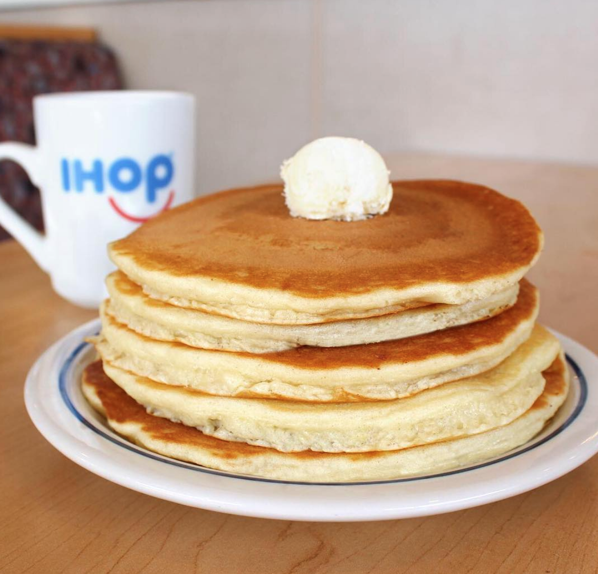 IHOP pancakes are superior.