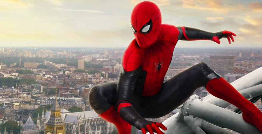 The sharp red and black design of the Spider-Man suit was one positive in Far From Home.