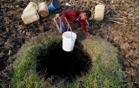 Zimbabwe's Water shortage