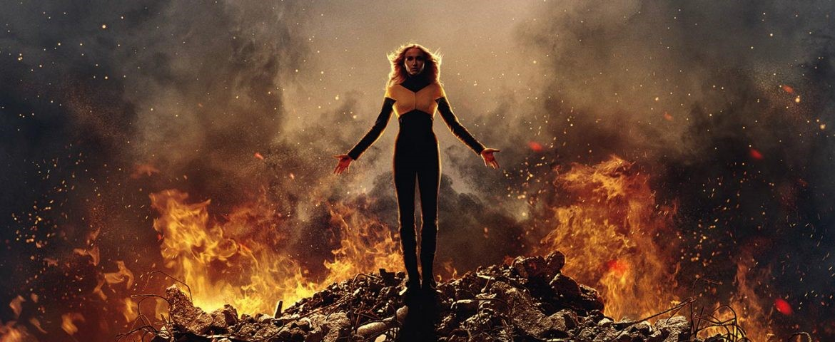 Above is Jean Grey causing havoc all around her. Will the X-Men be able to save her?                    Photo provided by Star2.com
