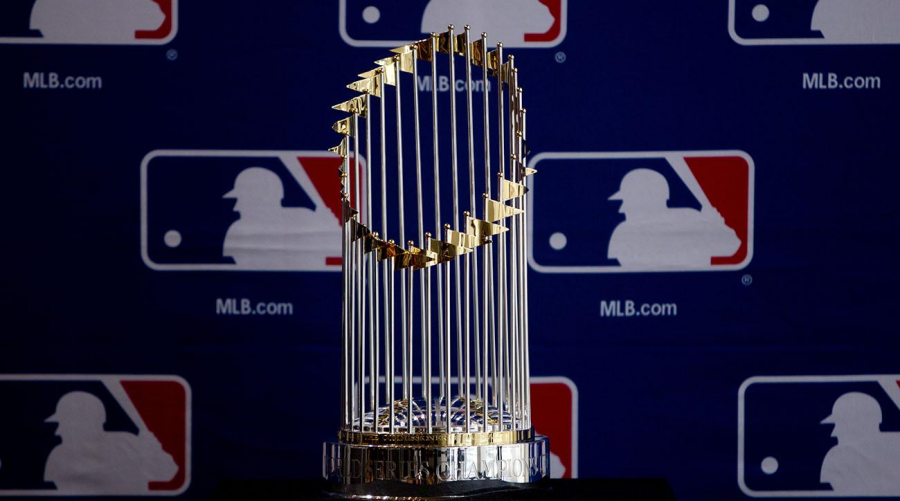 The MLB Postseason has arrived