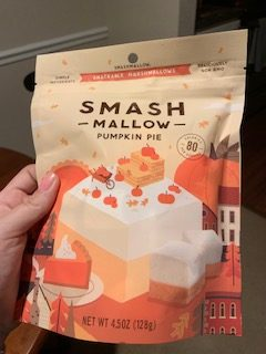 Fall food disappointment: the Pumpkin Pie Spice Smashmallow