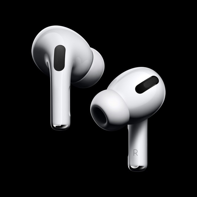 Airpods+Pros%2C+shown+above%2C+have+a+new+revamped+design+for+even+more+comfort+and+an+improved+cosmetic+appearance.+Photo+from+www.apple.com%0A