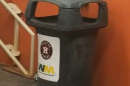 A picture of the Astros' MVP.
