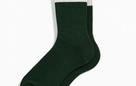 These socks mix classic form with stylish colors.
