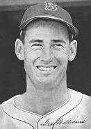 Ted Williams accomplished the rare feat of finishing a season over .400.