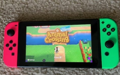 The popularity of Animal Crossing has led to a shortage of Nintendo Switch games.