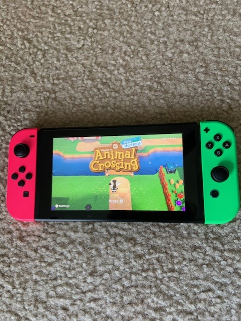 The+popularity+of+Animal+Crossing+has+led+to+a+shortage+of+Nintendo+Switch+games.