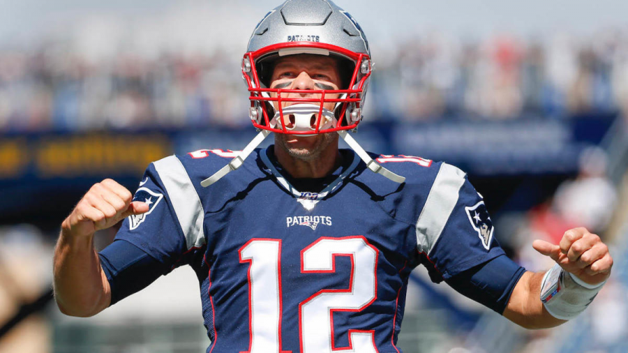 Tom Brady is officially a Tampa Bay Buccaneer.