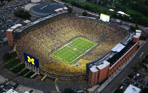 "University of Michigan's stadium, also known as ""The Big House"" , is the largest stadium in the U.S. and 3rd largest stadium in the world."