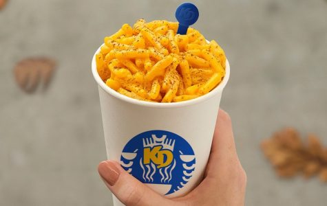 While the thought of pumpkin spice mac and cheese is gross, I will be having to try it shortly.
