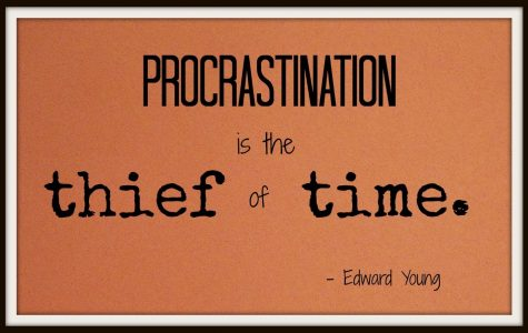 Studies have showed teenagers procrastinate more than adults