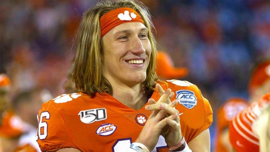 "Many people call Trevor Lawrence ""Sunshine"" in reference to Sunshine from the movie ""Remember the Titans"", seeing a resemblance between the two."