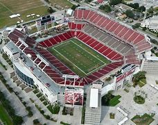 The site for the Bucs vs Chargers game on October 4,2020