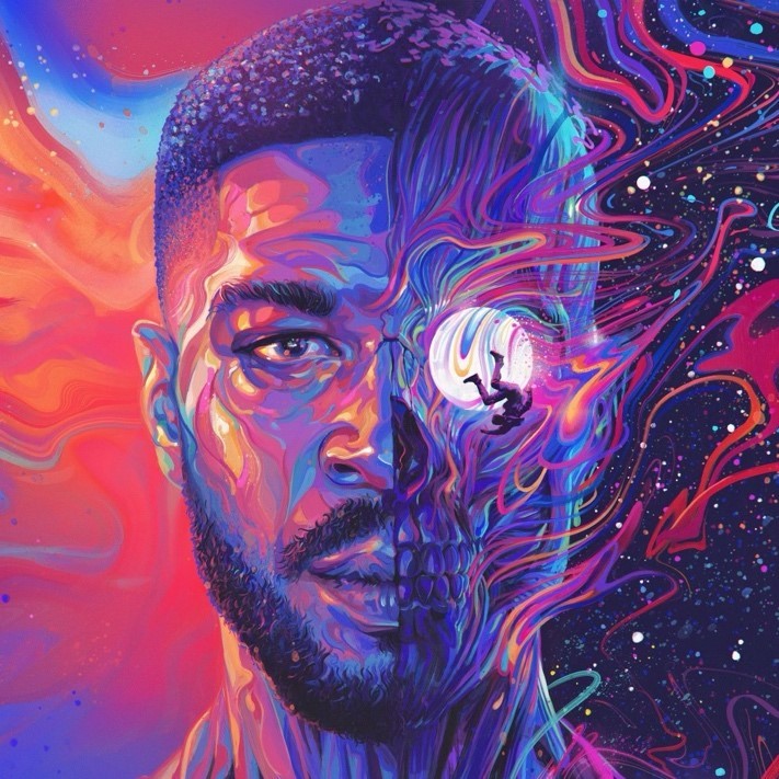 The+cover+for+Cudi%27s+new+album.