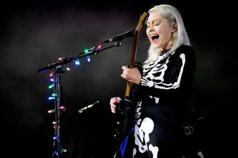 Why Phoebe Bridgers is the best person ever (in my opinion)