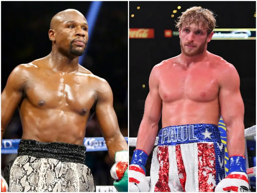 """The two unlikely opponents will be fighting for """"bragging rights"""" according to the both of them."""