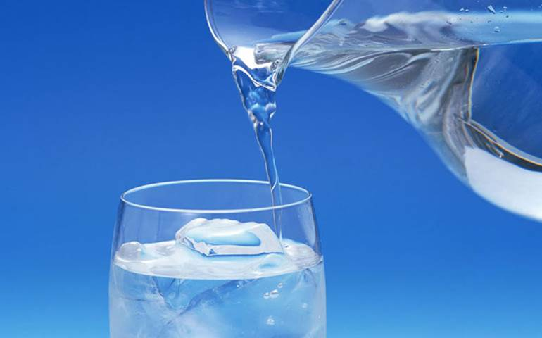 Water+being+poured+into+a+glass+with+ice.+When+poured+in+you+get+one+of+the+most+refreshing+things+in+the+world%2C+cold+water.+