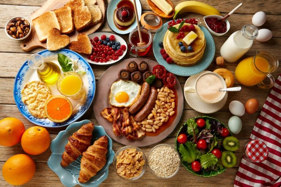 Some+very+common+breakfast+food+ideas+to+fuel+your+morning.+
