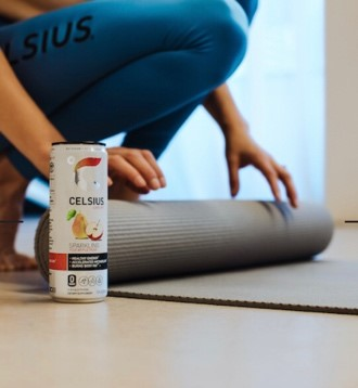 """""""CELSIUS embodies a healthy lifestyle and inspires you to live a fit and active life."""""""