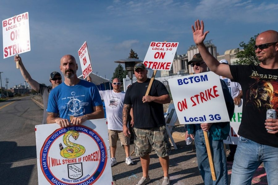 Striketober surges across country