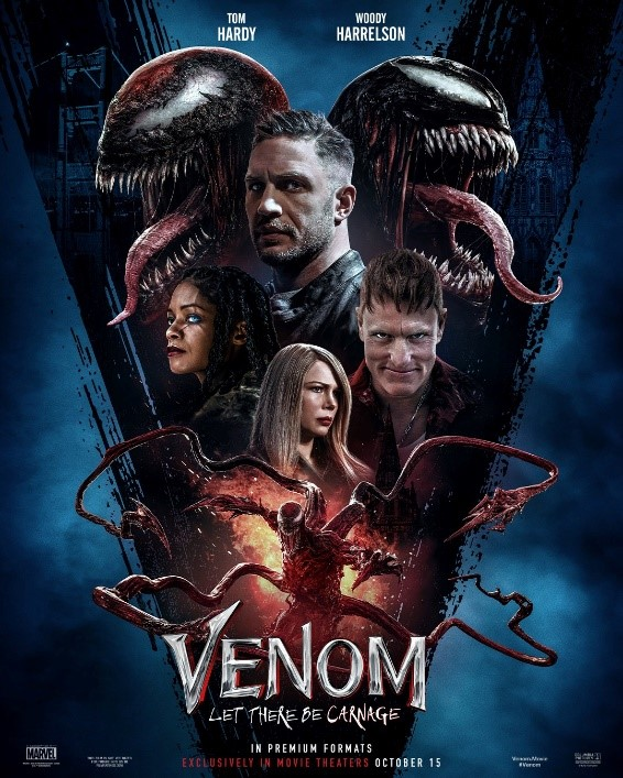 Venom+Let+There+Be+Carnage+hit+theaters+October+1.